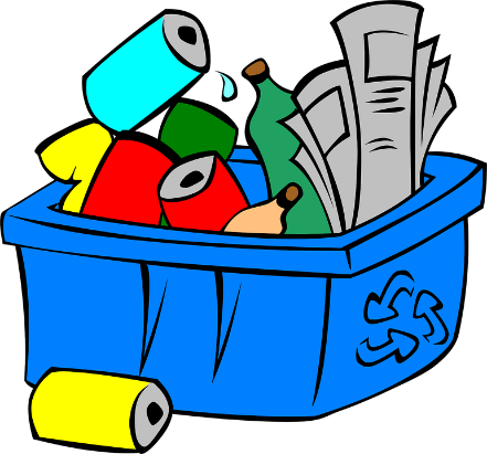 Recycling, Characters, Waste, Garbage, Disposal