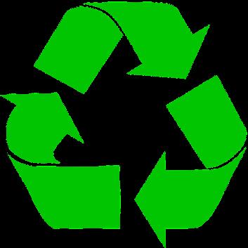 Bin, Bottle, Box, Can, Newspaper, Earth, Recycle